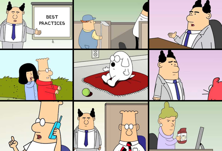 7 Dilbert videos that prove you need project management